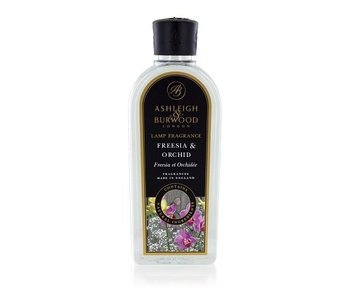 Ashleigh & Burwood Geurlamp olie  Freesia Orchid 500 ml