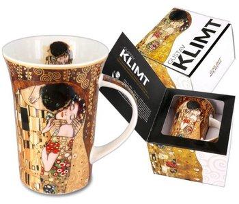 Carmani Mok van porselein -  De Kus van Gustav Klimt