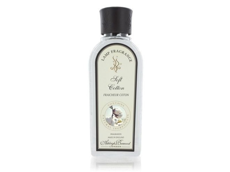 Ashleigh & Burwood Fragrance lamp oil  Soft Cotton