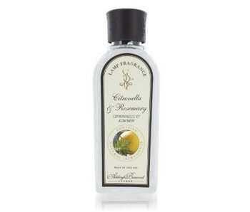 Ashleigh & Burwood Geurlamp olie  Citronella & Rosemary 500  ml