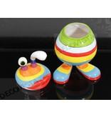 Niloc Pagen Lip basket Rainbow, size M