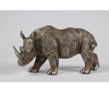 Baroque House of Classics Rhino figurine
