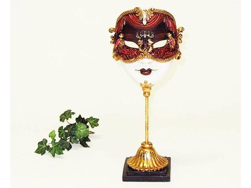 Baroque House of Classics Venetiaans masker op klassieke voet