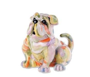 Teekanne Hund, Bulldogge