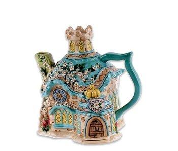 Teekanne Schloss