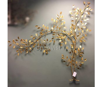 C. Jeré - Artisan House Wall sculpture Golden Hedgerow