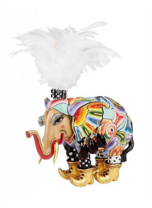 Toms Drag Estatuilla de elefante Tuffi
