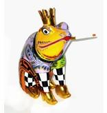 Toms Drag kikkerbeeldje Koning Prince