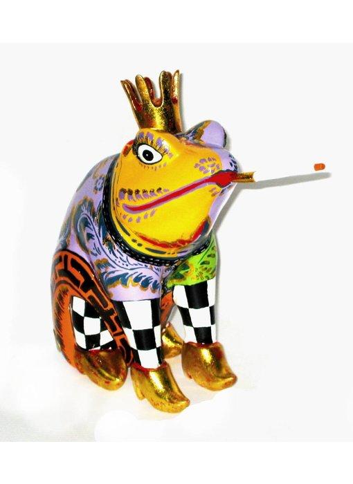 Toms Drag Frosch-König Prince