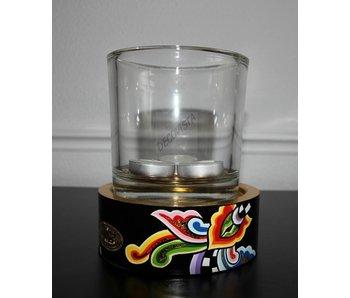 Toms Drag Teelicht mit Glas - SL