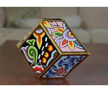 Toms Drag Vase - Cubistic  - M