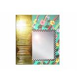 Toms Drag Exotic mirror Tahiti, rectangular