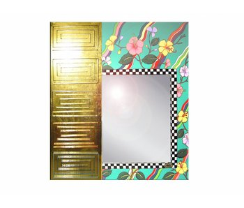 Toms Drag Mirror Tahiti,  90 cm