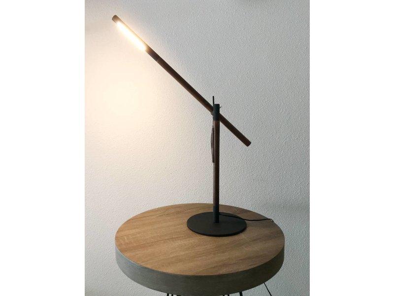 Moos Slanke leeslamp of tafellamp Blutas, LED