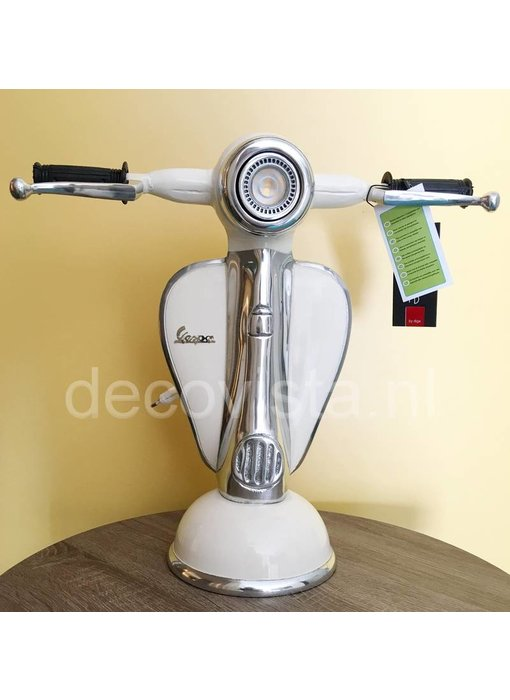Tafellamp Vespa scooter - LED