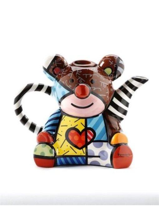 Britto Teekanne, Kaffeekanne Bear, Teddy Bär