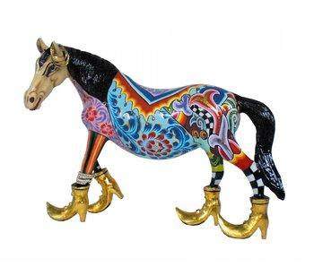 Toms Drag Estatua de caballo Thunder - M