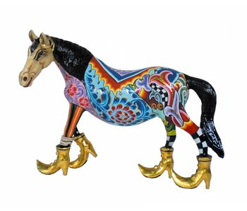 Toms Drag Horse statue Thunder - M