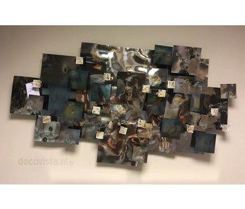 C. Jeré Wall Art sculpture Aquous