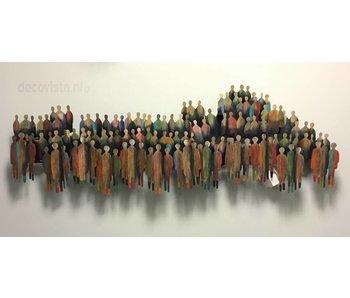C. Jeré Wall-sculpture Multlitude