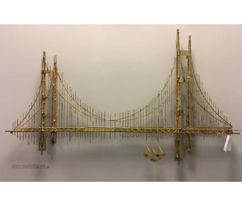 C. Jeré - Artisan House Wandsculptuur Bridge