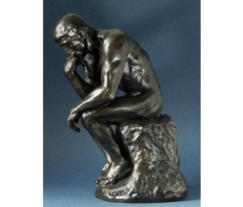 Mouseion The Thinker statue, Rodin