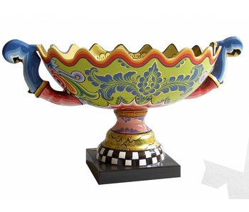 Toms Drag Bowl or vase - classic