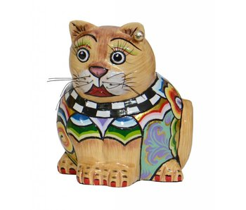 Toms Drag Kat Candy, kattenbeeldje - S