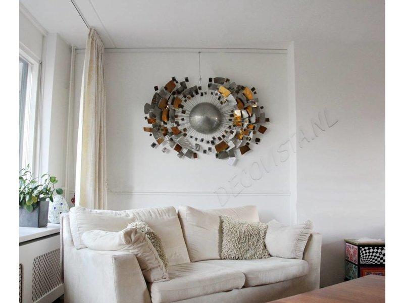 C. Jeré Pulsar wandversiering, wanddecoratie C. Jeré - Artisan House