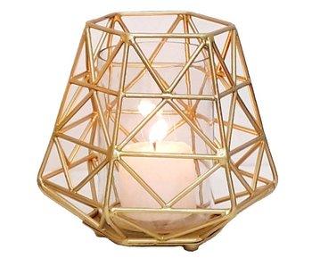 Rocaflor Graphical tea light holder