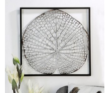 Casablanca Deco-Art Wanddecoratie Leaf