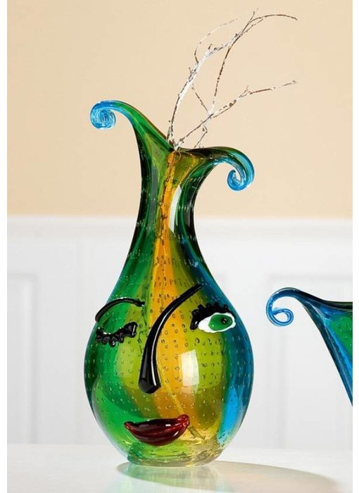 Eldig Artistic vase Twinkle Face