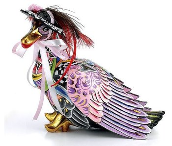 Toms Drag Duck figurine Goldie