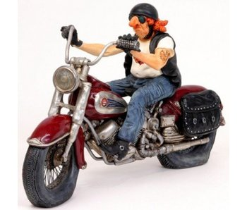 Forchino The Motorbike sculptuur