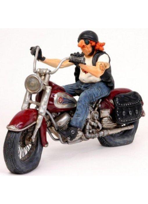 Forchino The Motorbike sculptuur