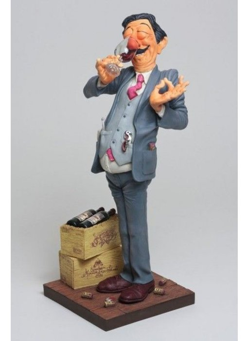 Forchino The Wine taster - Le connaisseur