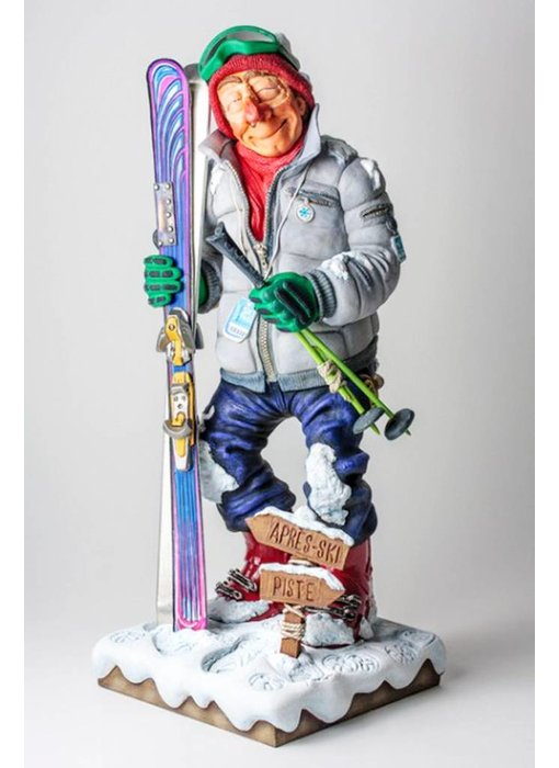 Forchino The Skier / Le Skieur