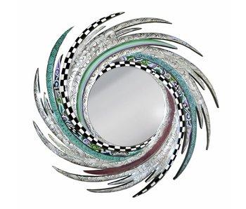 Toms Drag Spiegel Energy, Silver Line - M