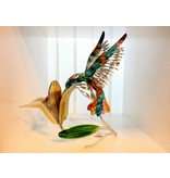 Kolibri auf Blume