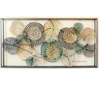 Frame-Art GaSp Wand Kunst Dekoration  Plantae