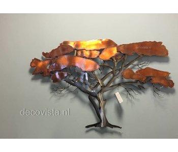 C. Jeré - Artisan House Wandsculptuur Acaciaboom