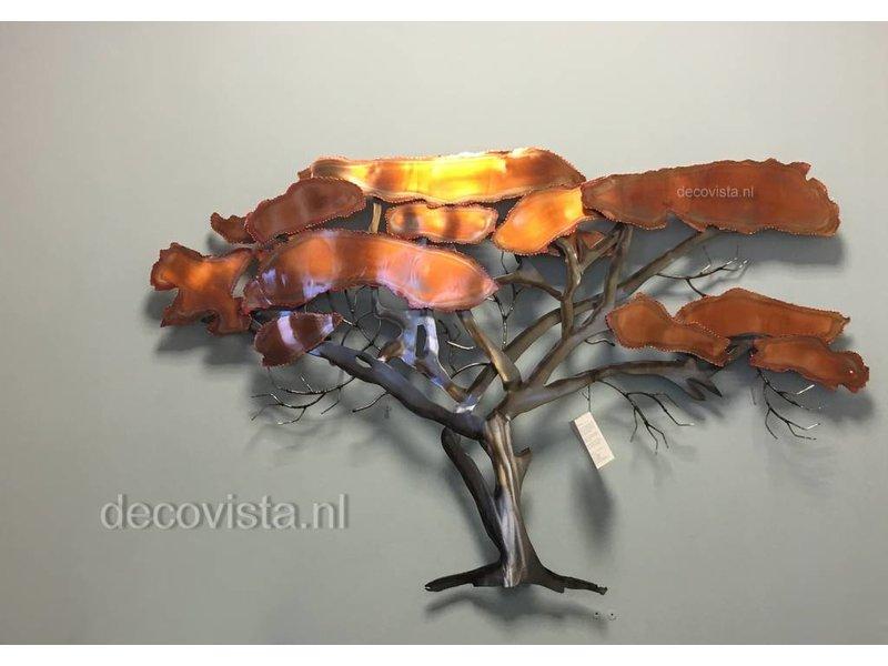 C. Jeré - Artisan House Wandsculptuur boom Acacia