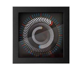 CleverClocks Wall clock Arrows - M