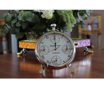 Table clock -- pocket watch model