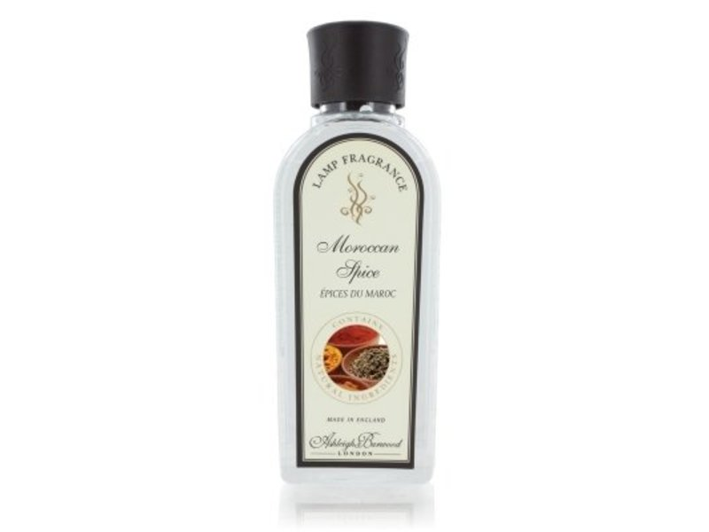 Ashleigh & Burwood Fragrance lamp oil  Moroccan Spice 500 ml