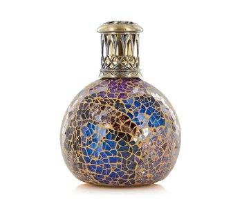 Ashleigh & Burwood Metallion Copper Blue Lámpara de la fragancia - S
