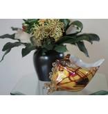 Vetro Gallery Glass Sculpture Sea Shell -B