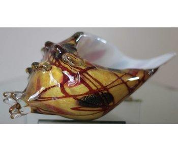 Vetro Gallery Objeto de vidrio Sea shell
