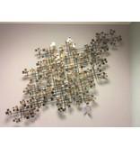 C. Jeré Metalen wanddecoratie Firmament,, C. Jeré - Artisan House