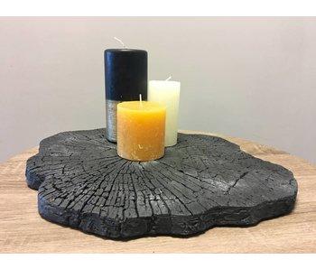 Woodgrain stenen plateau
